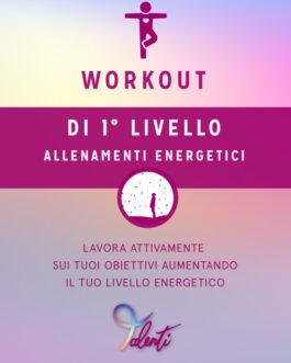 Workouts di Primo Livello
