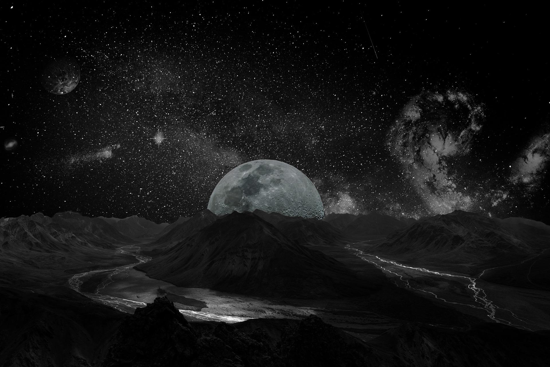 You are currently viewing Luna piena in Acquario, spazio al nuovo.