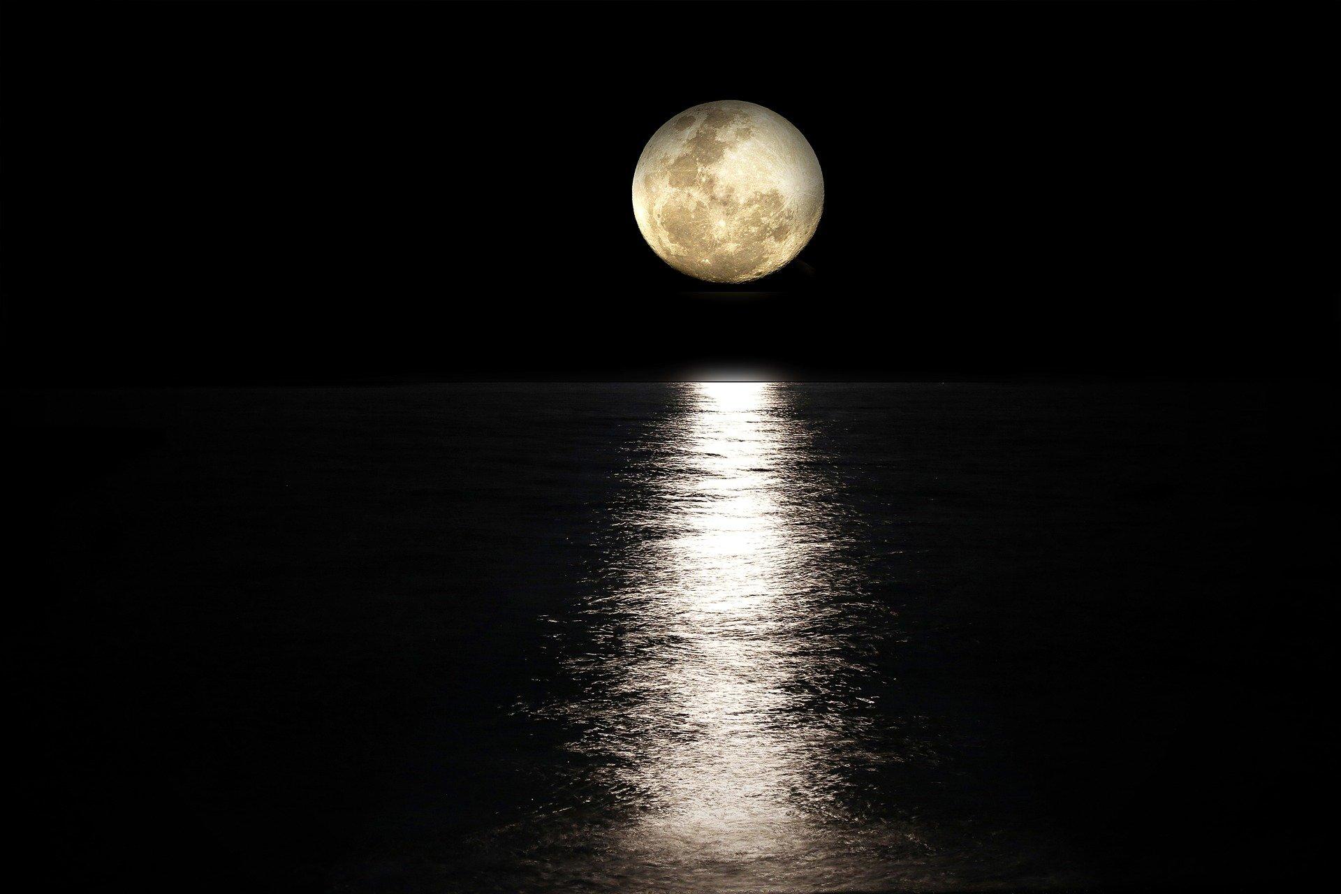 You are currently viewing Luna Piena in Acquario, guarigione della parte fragile.